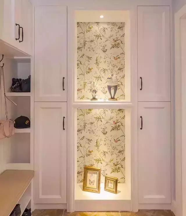 80㎡两室一厅装修效果图,工业风也能变温馨家居_腾讯网