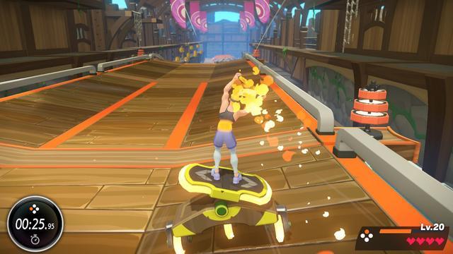 任天堂《健身环大冒险》是怎样的一款游戏? 任天堂 游戏资讯 第16张