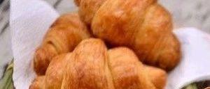 烘培一哥:可颂面包的做法,适合新手学习