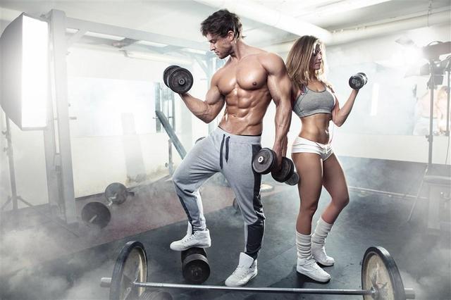 送你5份详细的健身计划,从小白到大神,让你练出完美身材