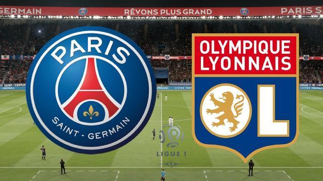法联杯8-1 03:10巴黎圣日尔曼vs里昂,大巴黎实力强悍
