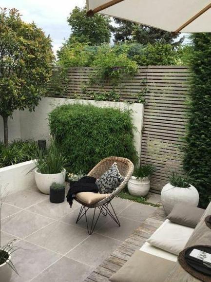 庭院铺装这样设计,颜值秒提升!(内有案例)