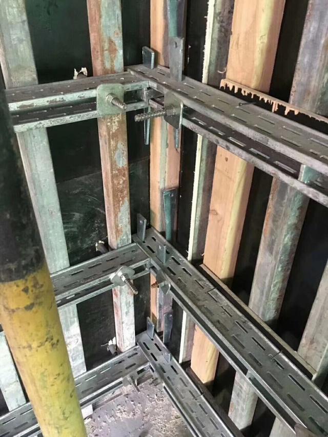新型模板加固體系完美應用于碧桂園奧能·羅馬盛景項目