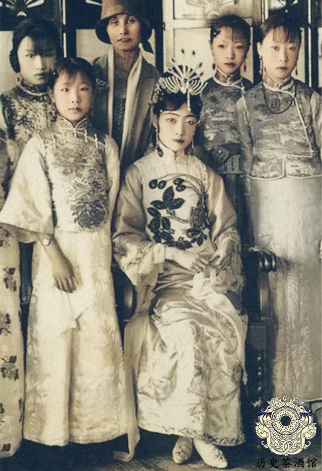 中国古代皇后图片大全
