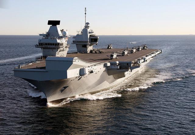 继多国响应美国错误声明,宣布会介入南海问题后,英国也不甘落后