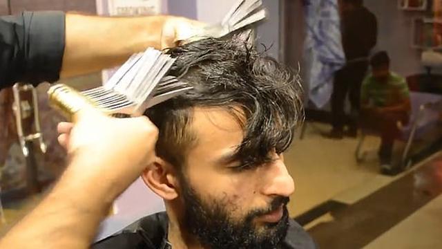 理發剪刀使用方法