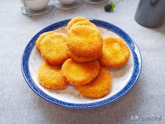 桔饼糖焗番薯芋头