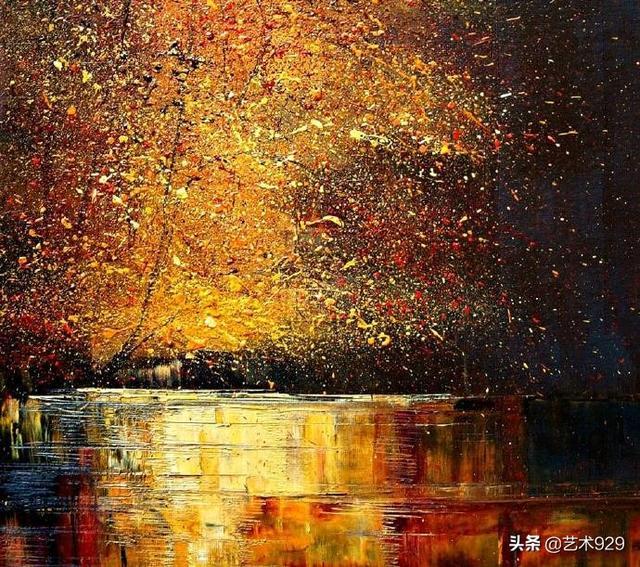 奇幻空间 波兰著名画家JacekYerka油画作品欣赏