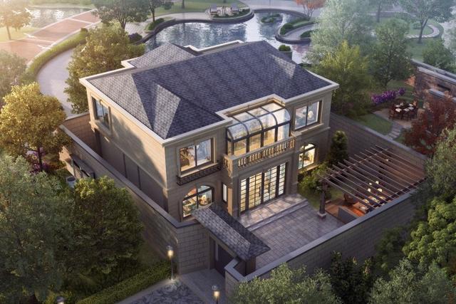 看家居住宅风水 25款房屋设计平面图大开眼界(图)_房... -房天下