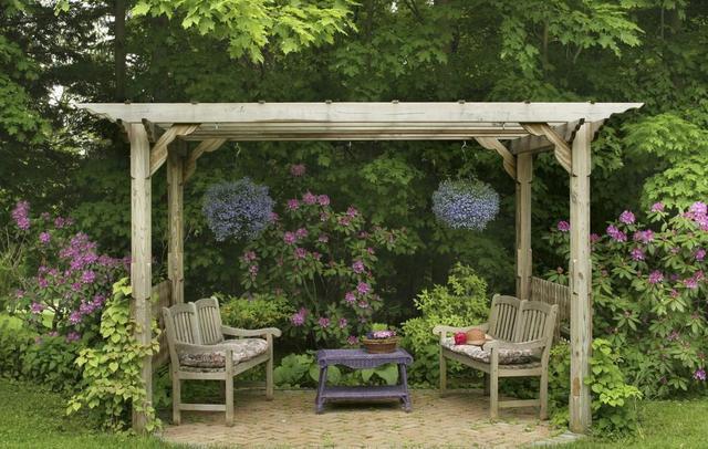 花园也可以接地气,你也可以拥有