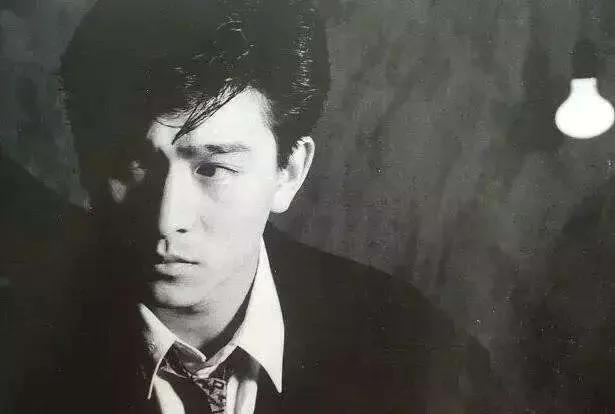 刘德华年轻时的照片