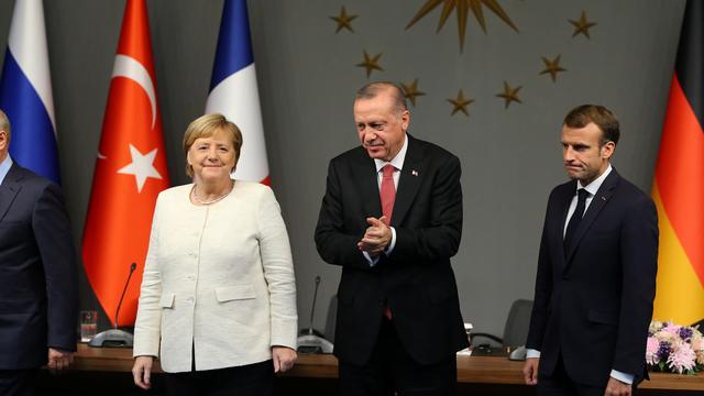 嘴上都是主义,心里全是生意!呼吁全球制裁,德国导弹出口土耳其