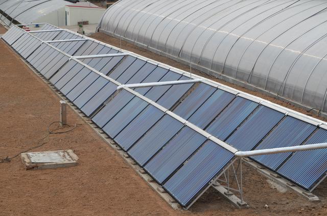 能在西藏地区种植的日光温室大棚,附图纸。