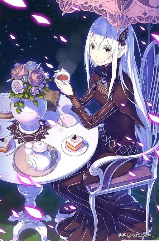 Re零:強欲魔女的「多娜茶」是什麼?菜月昴喝了不止一次