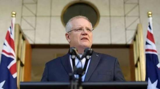 """澳大利亚""""窃听风云""""一事曝光,莫里森拒绝表态,中方绝不惯着"""