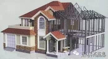 框架剪力墙结构效果图