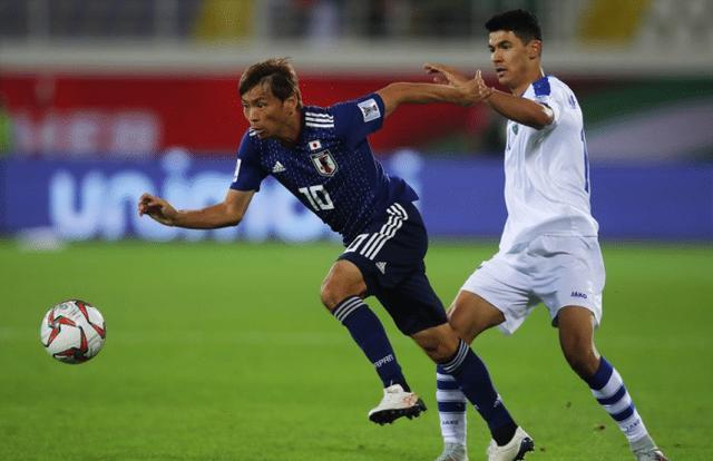 盐谷司世界波,日本2-1逆转乌兹别克斯坦