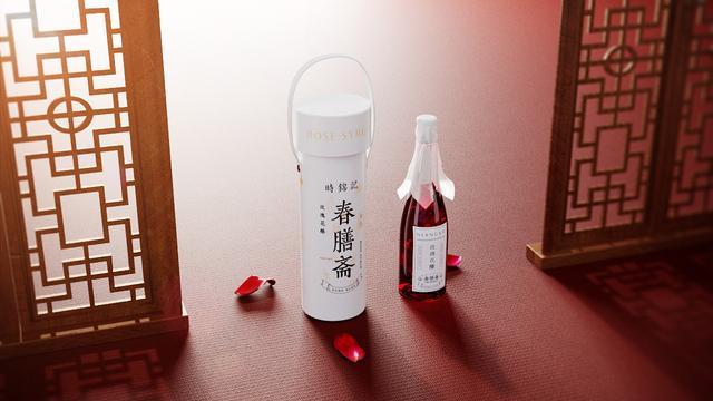 中秋月饼礼盒传承东方传统,太有韵味了…