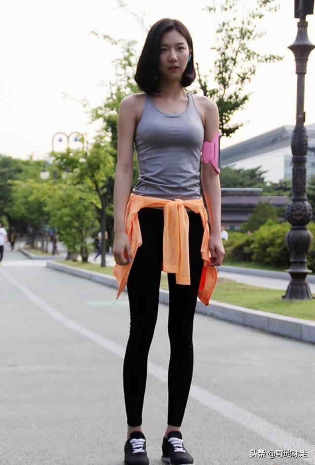 女孩紧身裤图片 - 京东
