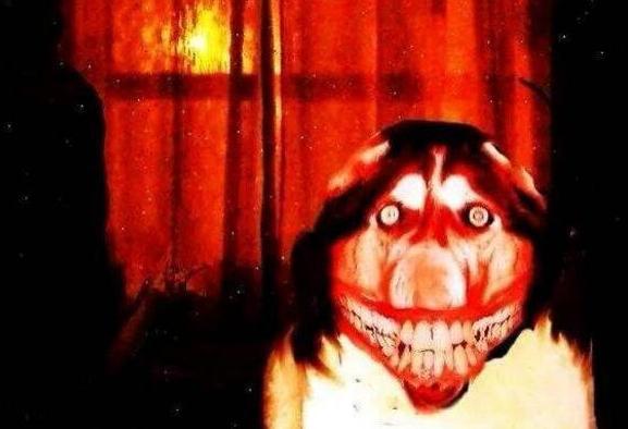 微笑狗是什么,微笑狗原图(胆小勿入)-第2张图片-IT新视野