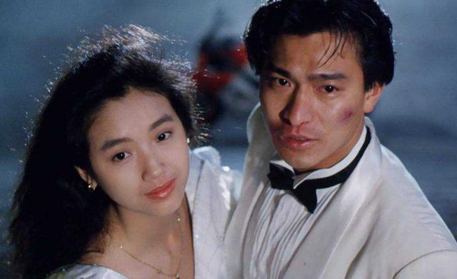 刘德华老婆结婚照片