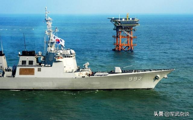 """中国有21艘""""盾舰"""",日本要再购2艘,让600名陆上自卫队上舰操作"""