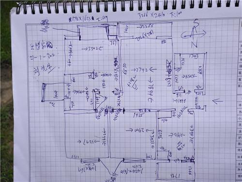装修水电设计图