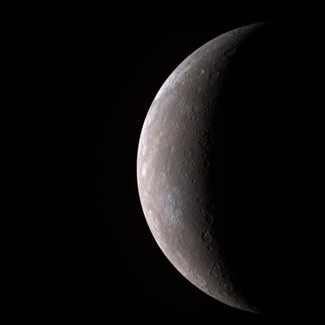 太阳系八大行星系列之一:水星-第4张图片-IT新视野