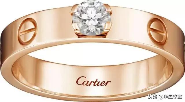 钻石戒指图片女款豪华