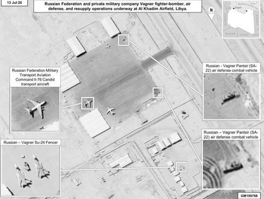 铁证如山!太空卫星拍到高清画面,大量俄制武器装备清晰可见