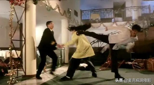 95年两部港版《虎胆龙威》上映,王晶版卖千万,袁和平这部颇惨淡