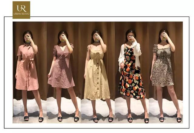 15条快时尚连衣裙PK,原来连衣裙才不是随便买就好看。