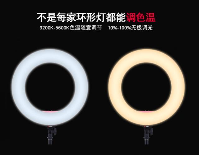 选择视频直播LED补光灯应该注意的事项
