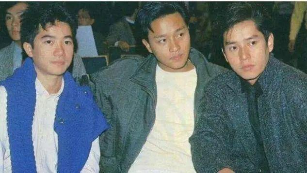 陈百强曾与张国荣齐名,爱上赌王女儿何超琼,35岁因抑郁症离世