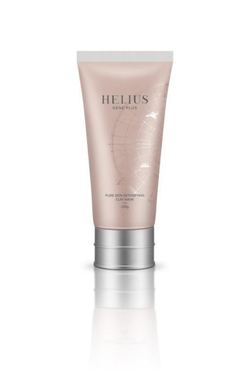 赫丽尔斯种子泥膜:深层清洁 修护受损肤质 净颜不伤肤