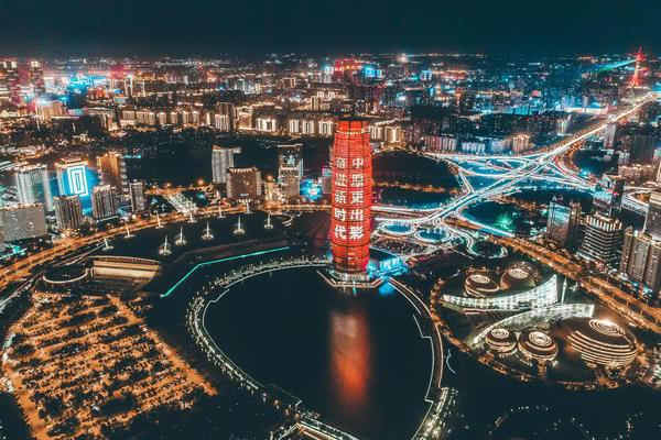 郑州大玉米楼图片