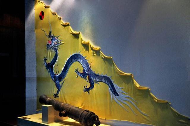 细数我国历代国旗,形态各异,看看哪一个最霸气?