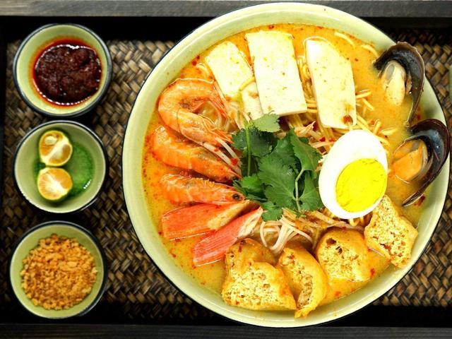 心享狮城:新加坡十大必吃美食