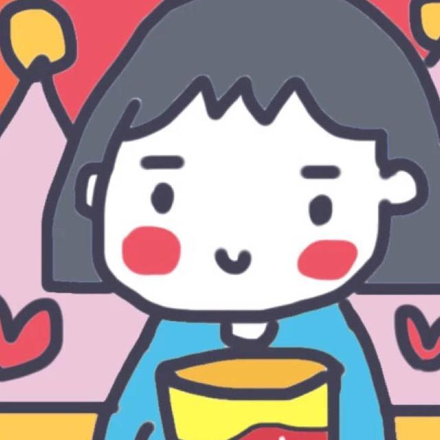 「卡通头像」可爱卡通头像 点赞的都是小天使魔方甜点壁纸