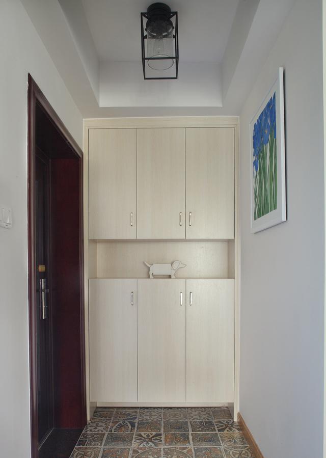 142平二手房装修结束,晒晒现代简约风新房,基本上靠网购