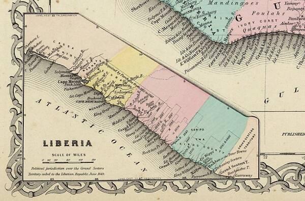 """""""把黑人送回非洲""""――其实,19世纪初的美国真这么干了"""