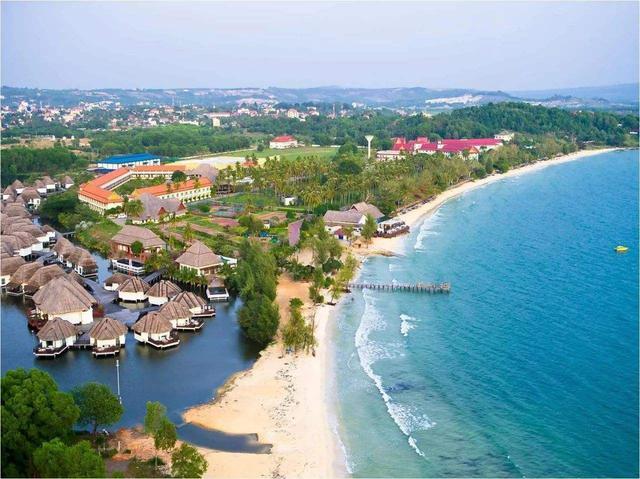 柬埔寨西港旅游业蓬勃发展,滨海精奢公寓背后蕴藏无限商机