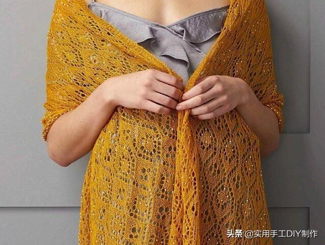 「针织图解」10个棒针编织花样,织毛衣或者配饰有用