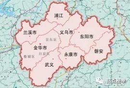 金华十大著名旅游景点排行榜名单揭晓!