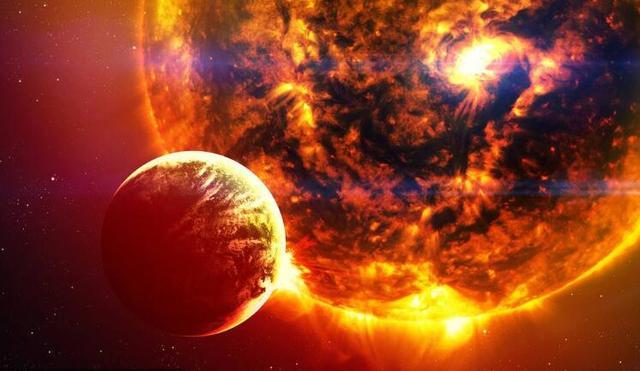 没想到地球上的生命实际上是整个太阳系的功劳