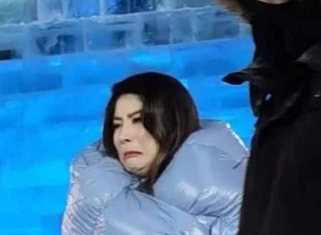 陈慧琳被冻出表情包,盘点冻成狗的美女明星,谁的表情最抢眼