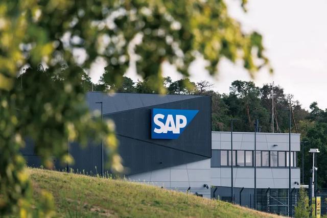"""SAP的""""韧性""""商机"""