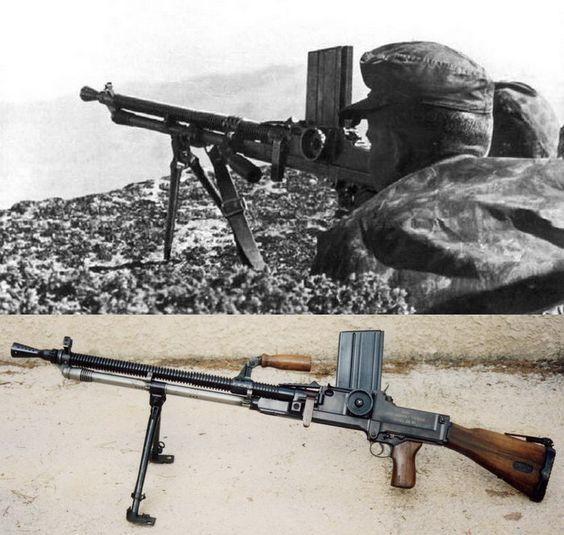捷克式轻机枪怎么