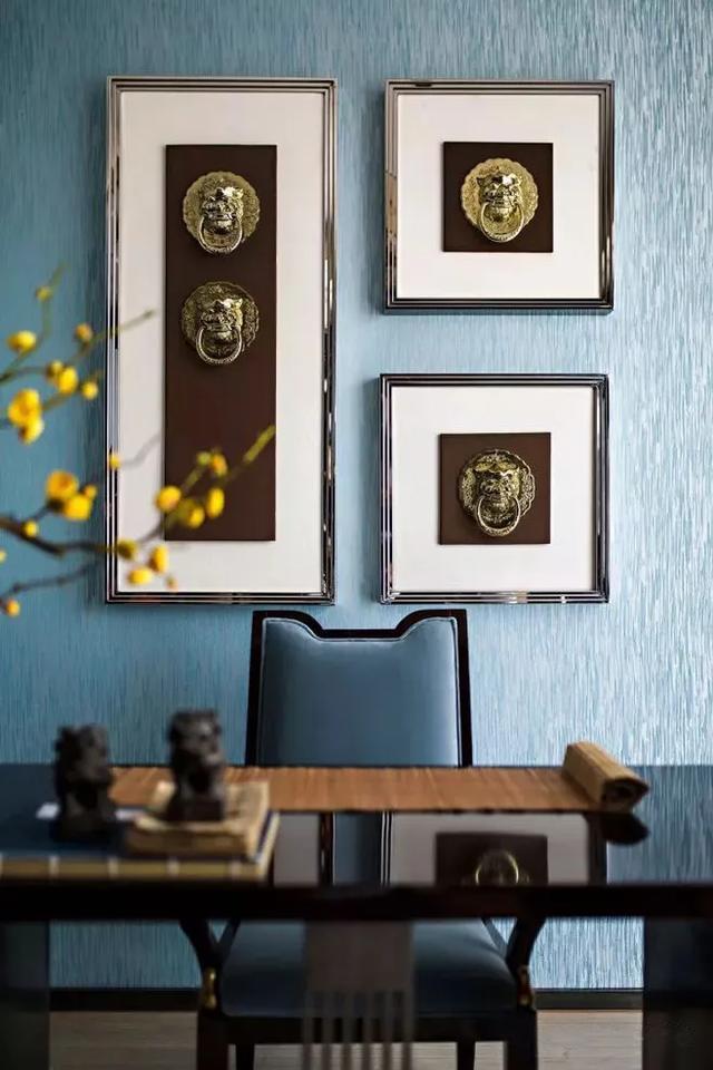 融合传统东方美学与当代生活质感,新中式还原中国人心目中的家