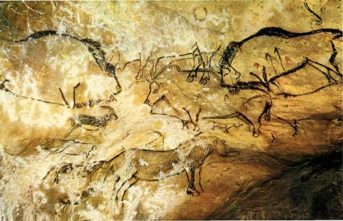 这些史前壁画如何解释?地球上是否存在几度文明?